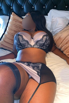 London's sexiest curvy black independent escort
